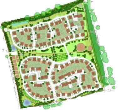 West End Lane Plan